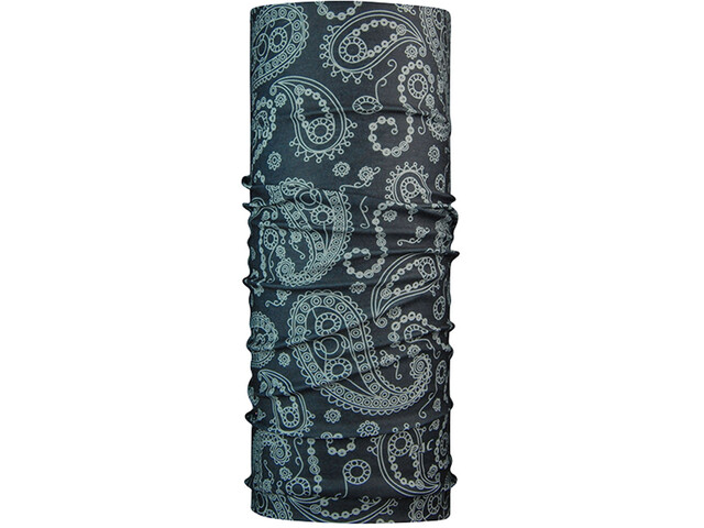 P.A.C. Original Multifunktionales Schlauchtuch paisley black